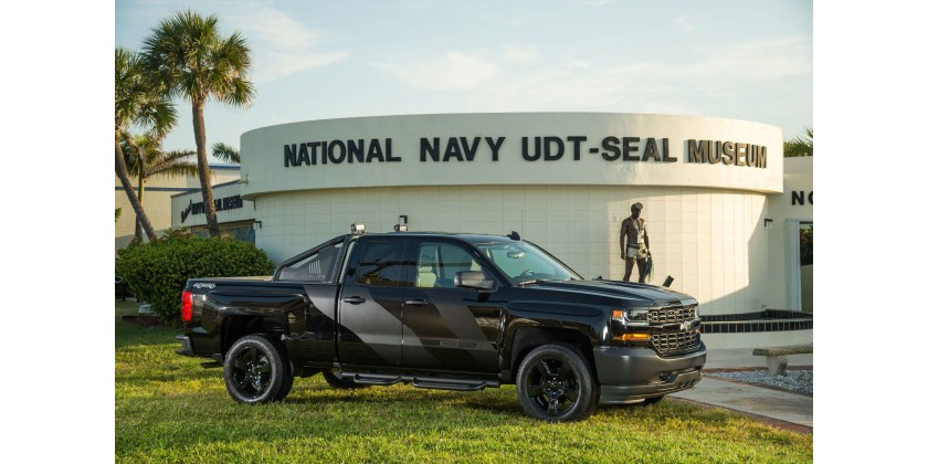 SILVERADO SPECIAL OPS FOR ANY MISSION!!!